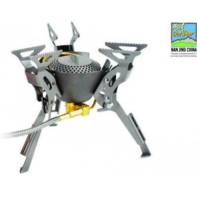Титановая портативная горелка со шлангом Fire-Maple King Kong FMS-100T