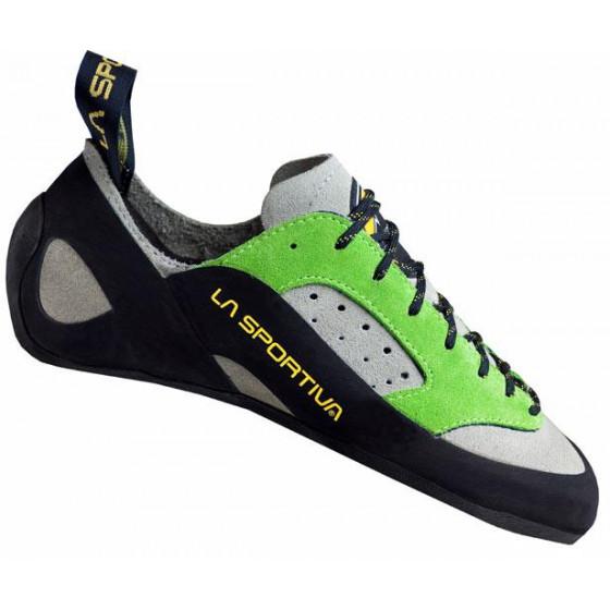 Скальные туфли разработанные с учетом анатомии женской ступни La Sportiva Jeckyl Woman Grey / Lime