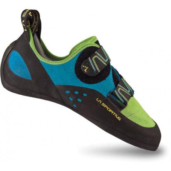Комфортные скальные туфли для любого типа лазания La Sportiva Katana Yellow / Black