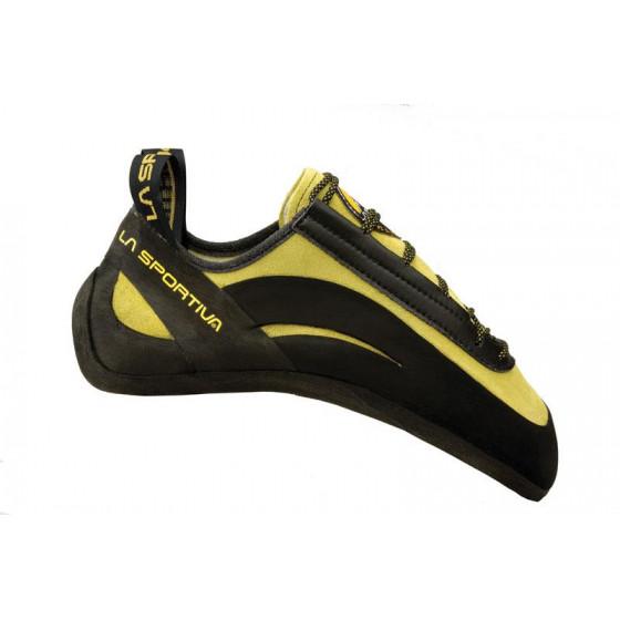 Туфли для соревнований и сложного лазания La Sportiva Miura Lime