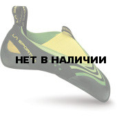 Туфли слипперы для сложного лазания La Sportiva Speedster Lime / Yellow