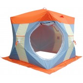 Палатка рыбака Нельма-Куб 2 (двухслойная)