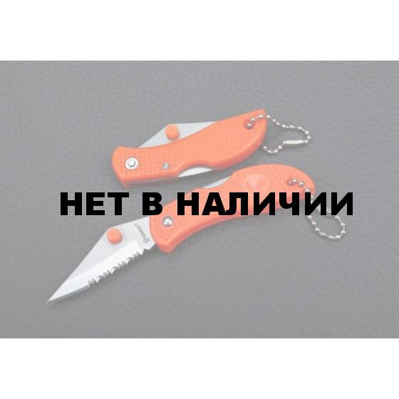 Нож складной брелок Ganzo G623S-OR