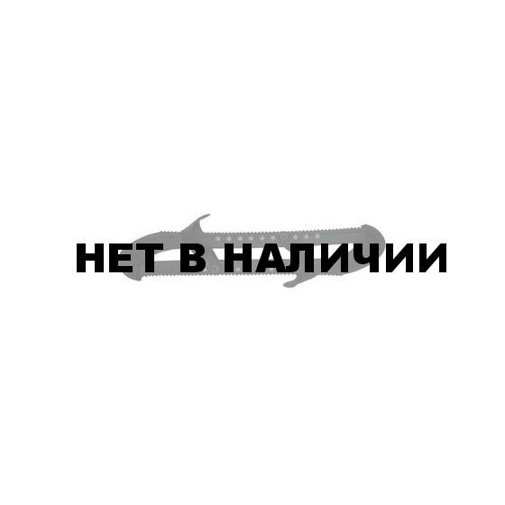 Чехлы для хоккейных коньков Атеми (черные)