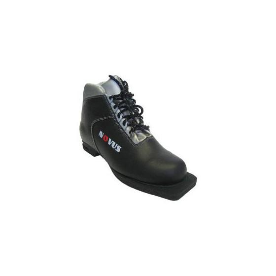 Ботинки лыжные Novus N110 (кожа)