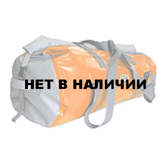 Гермосумка Stream 60 л оранжевая