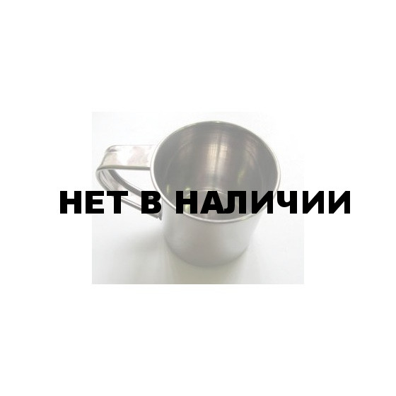 Кружка 555 нержавейка 7 см