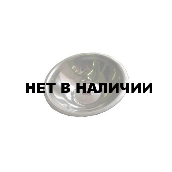 Миска 555 нержавейка глубокая (d 16см)