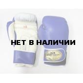 Перчатки боксерские JOEREX PU, 10 OZ, синие, JBX110