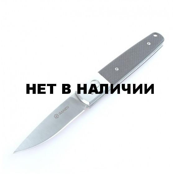 Нож складной туристический Ganzo G7211-BK
