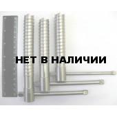 Ввертыш (125х2х20 мм, ручка d8, нержавеющ. сталь)
