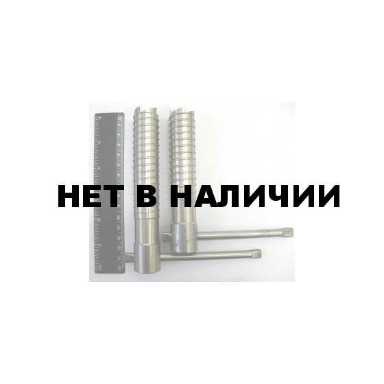 Ввертыш (150х2х25 мм, ручка d8, нержавеющ. сталь)