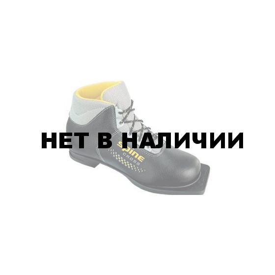 Ботинки лыжные SPINE cross (кожа)