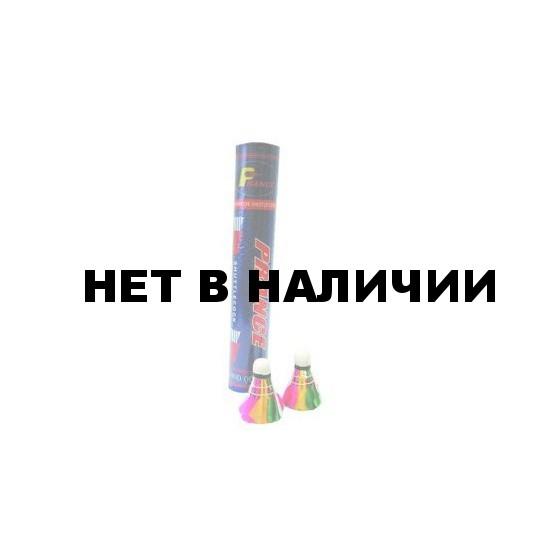 Воланы для бадминтона (12 шт) цветные
