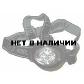 Фонарь светодиодный налобный 4 LEDх0,5 Вт Headlamp
