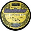 Рыболовная леска Gladiator Victory 130м 0,45