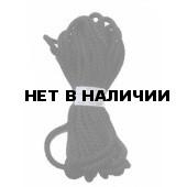 Шнур универсальный (полипропилен) 5,0мм (10м) (черный)