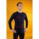 Рубашка с длинным рукавомом GUAHOO Comfort Middle 240А-NV