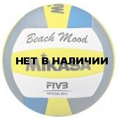 Мяч для пляжного волейбола №5 MIKASA VXS-BMD-G 2