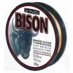 Рыболовная леска плетеная Bison 100м 0,1 (9,46 кг, черная)