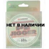 Рыболовная леска плетеная PE Jigger 100м 0,26 (зеленая)