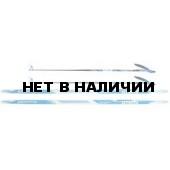 Лыжный комплект ATEMI Escape (лыжи, палки 145см, креплен. 75мм) 200 см step
