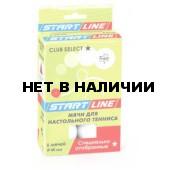 Мячи Start Line CLUB SELECT 1* (6 шт.)