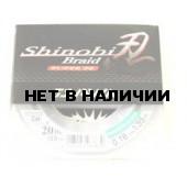 Рыболовная леска плетеная DAIWA Shinobi Braid SNGB20LB 135м 0,16 (зеленая)