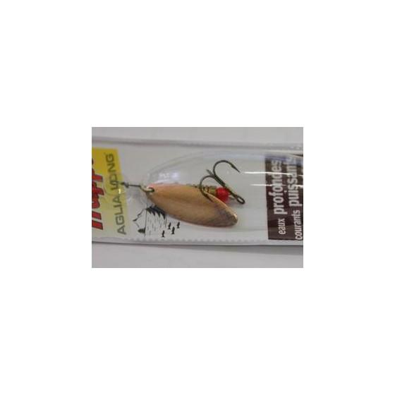Блесна вращ. MEPPS Aglia Longue CU блистер №1+ CLAL300B11