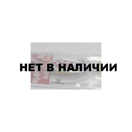Блесна вращ. MEPPS Aglia PTS Rouges AG блистер №5 (13г) CPAR20055
