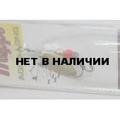 Блесна вращ. MEPPS Aglia Longue OR блистер №0 CLAL10001