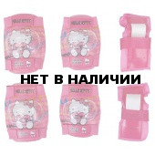 Набор защиты HELLO KITTY (наколенники,налокотники,наладонники, размер S) HСС21219