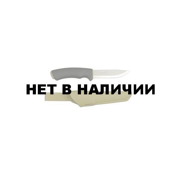 Нож универсальный Mora Bushcraft Force (лезвие 10,6см. пластик, чехол) (11637)