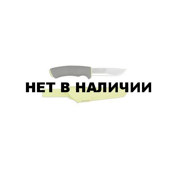 Нож универсальный Mora Bushcraft Signal (лезвие 10,6см. пластик, чехол) (11631)