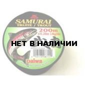 Рыболовная леска DAIWA Samurai 200T 200м. 0,20 (серая)