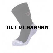 Термоноски детские NORVEG Multifunctional цвет черный-серый меланж 9MU-021