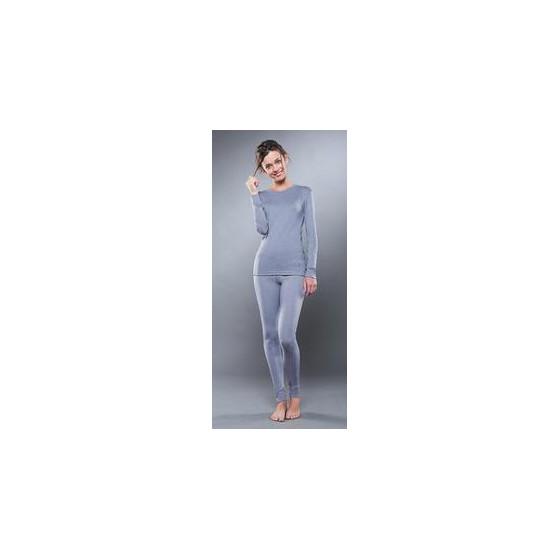 Рубашка с длинным рукавомом GUAHOO Everyday Mid-Weight 261S/GY