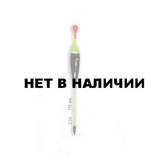 Поплавок Пирс Перекат 175 мм (3,3 гр)