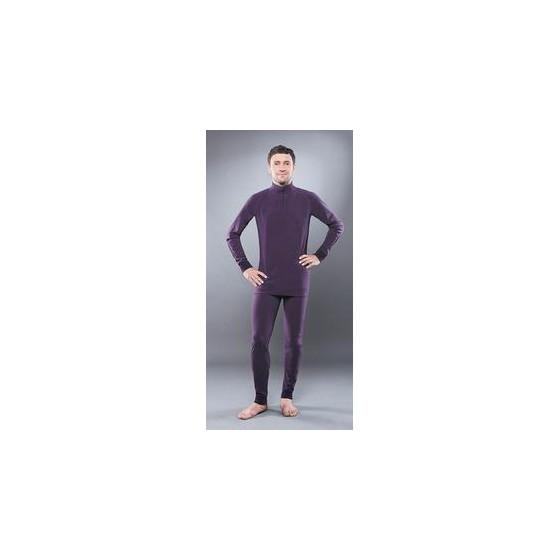 Рубашка с длинным рукавомом GUAHOO Fleece Basic 700 S/DVT