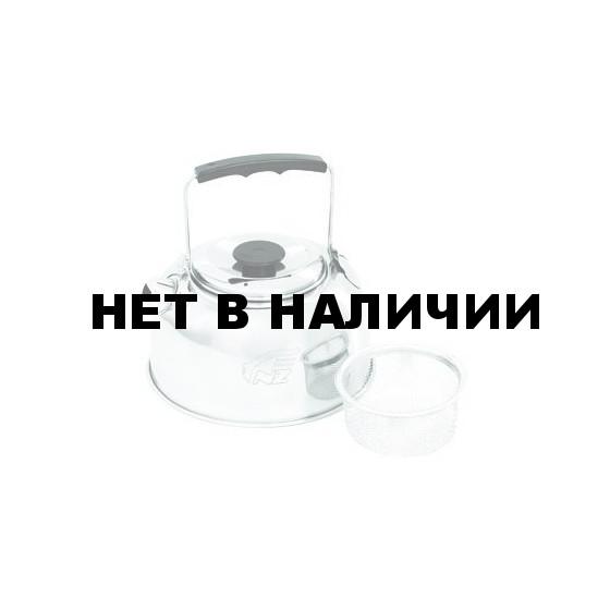 Чайник N.Z. костровой нерж. 0,8 л. SK-044