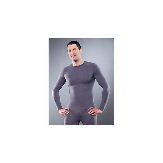 Рубашка с длинным рукавомом GUAHOO Sport Light 530 S-GY