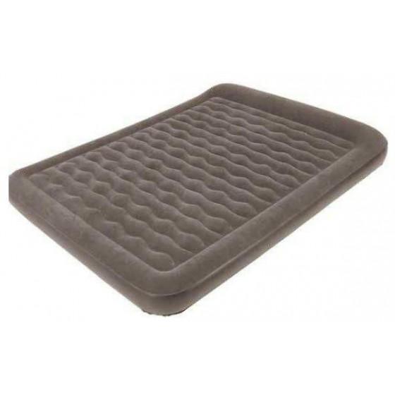 Надувная кровать RELAX DELUX FLOCKED AIR BED TWIN 191х104х25 JL027001N