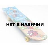 Скейтборд Смешарики SMSB 101 (размер 700x205 мм)