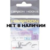 Крючок SWD Harpoon Iseama Spring №3BN (5шт.) 3225603