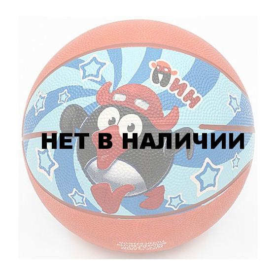 Мяч баскетбольный Смешарики №3 SMBA 103 ПИН