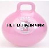 Мяч для фитнеса HELLO KITTY (с ручкой,45см,ПВХ с перламутовым эффектом ) 2773