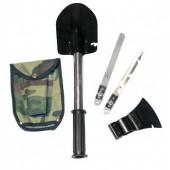 Набор многофункциональный SWD лопата+пила+топор (5605091)