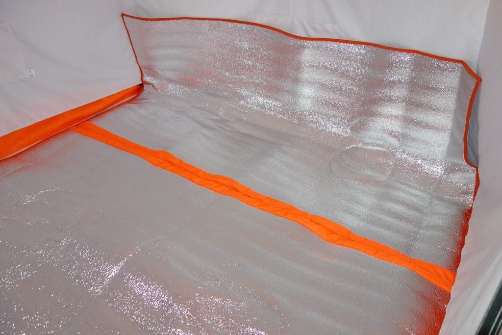 Пол для зимней палатки