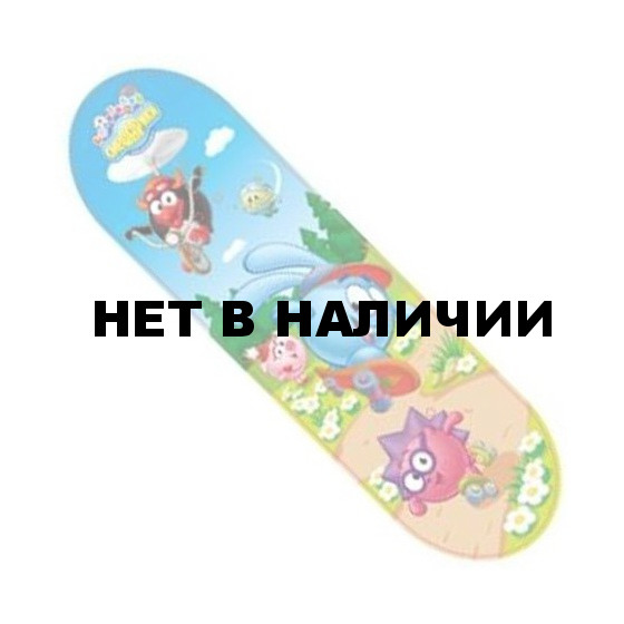 Скейтборд Смешарики SMSB102 (размер 432x152 мм)