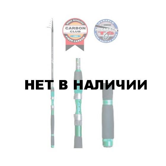 Спиннинг SWD Odyssey 2,7м карбон IM8 (10-45г) (жесткий чехол) 2152278
